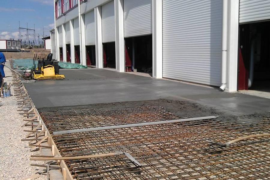betoniranje izostop